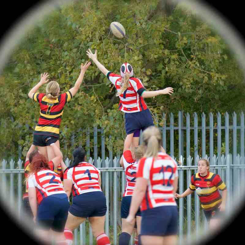 Sefton Ladies and Panthers 16th Oct 2016