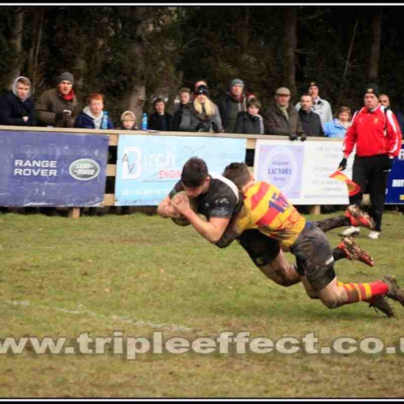 Bridgnorth 1sts v Old Salts (H) 07/02/15