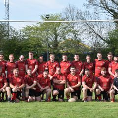 Dragons vs Menai bridge rfc 28/4/18