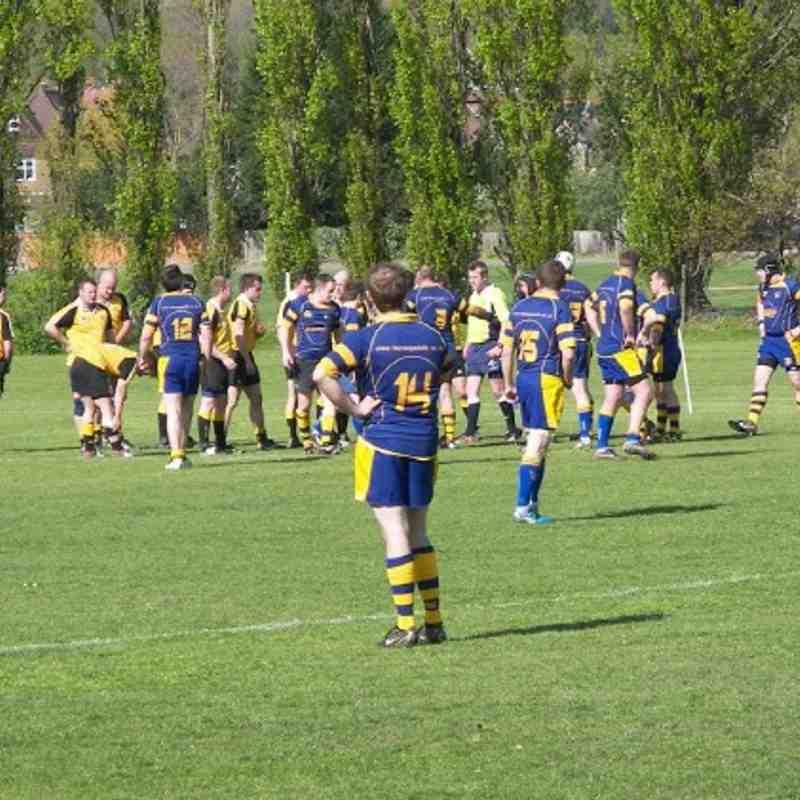 9th April 2011 - Twos V Farnham