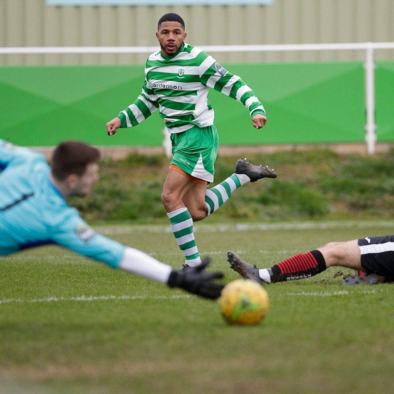 Waltham Abbey v Bedfont Sports 16 March 2019