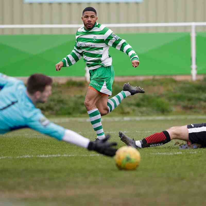 Waltham Abbey v Bedfont Sports 16 March 2019