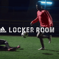Look the part with adidas Locker Room