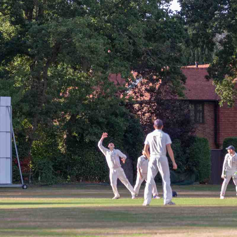 Second Team v Gerrards Cross, August 2018
