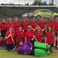Ladies 1st XI beat Burnt Ash 2 5 - 2