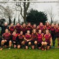 Towcester Roses XV lose to Tewkesbury Ladies 0 - 92