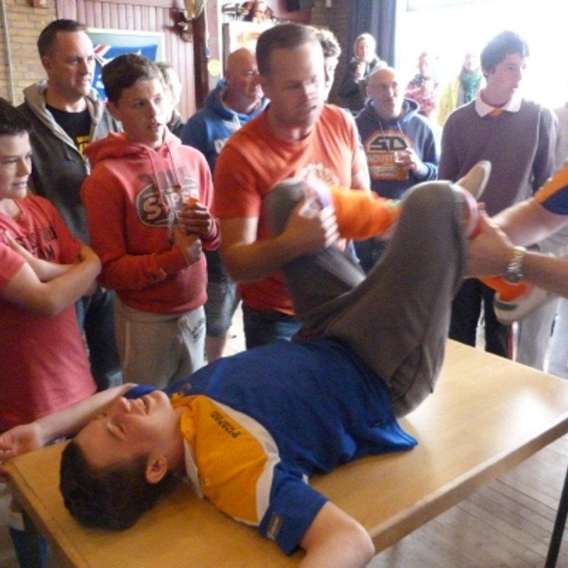 Penallta u 14's v Eemland (Holland)
