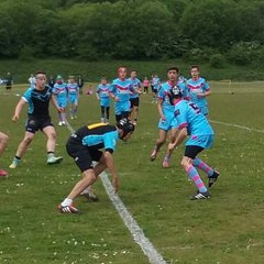 U15's v Elmbridge Eagles - 23rd May 2015