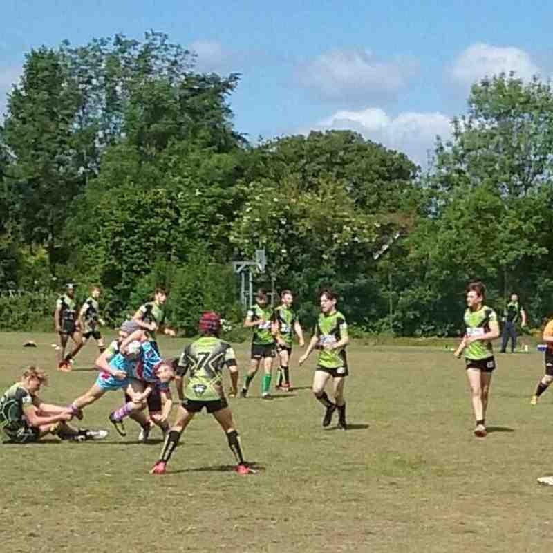 U15's v Invicta Panthers - 6th June 2015