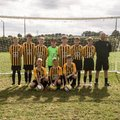 Under 12s - Blue beat Tinsley Juniors 0 - 2