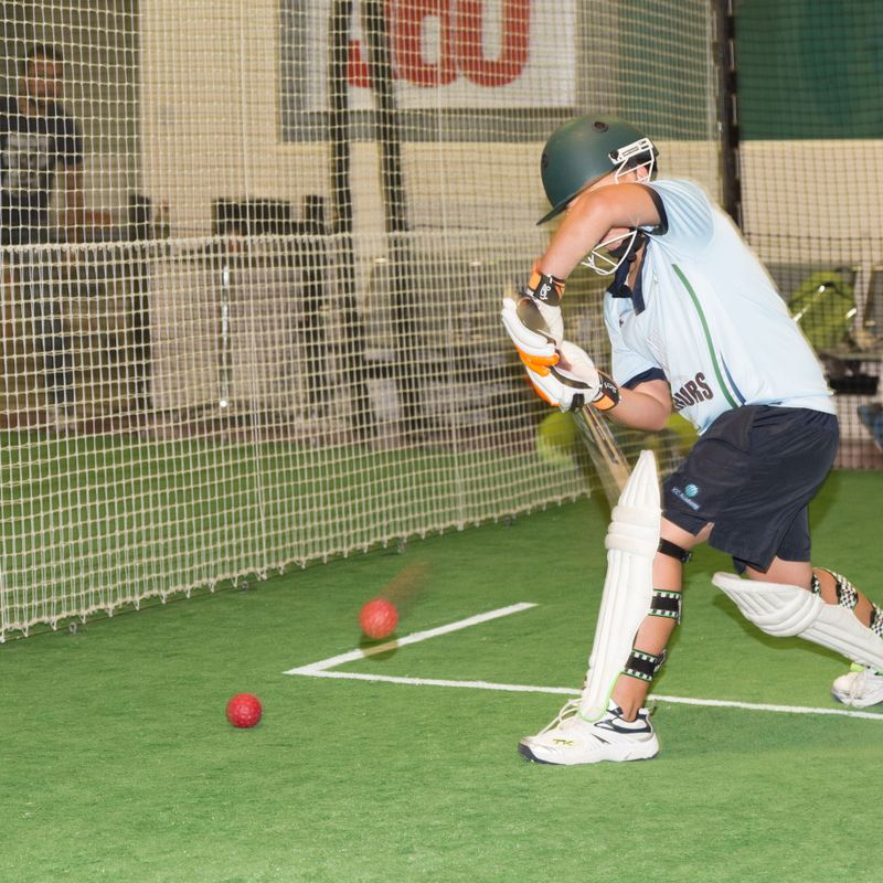 A&RPCC Senior Winter Cricket Training