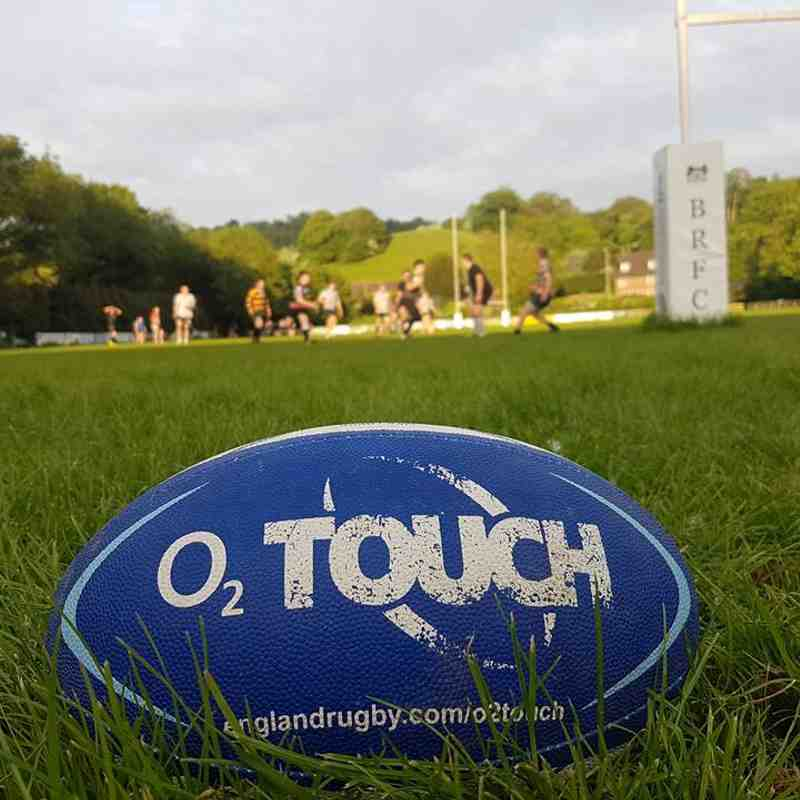 BRFC O2 Touch