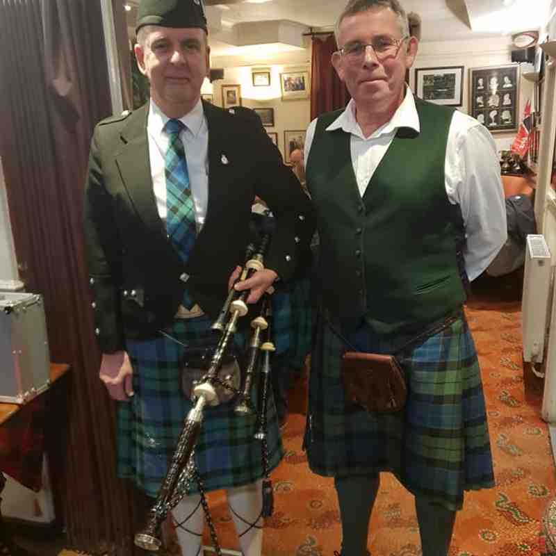 Burns Night Dinner 2019
