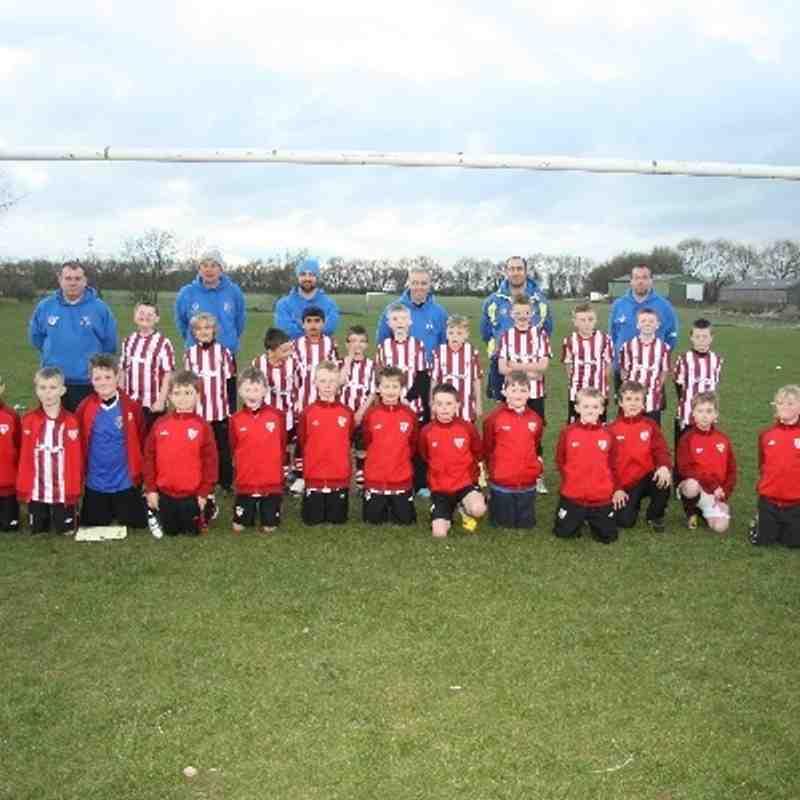 U9's Age Group 2012/13