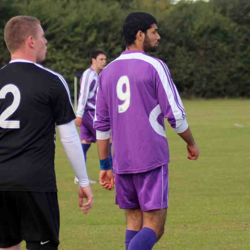 Larkspur Away 12th September 2015