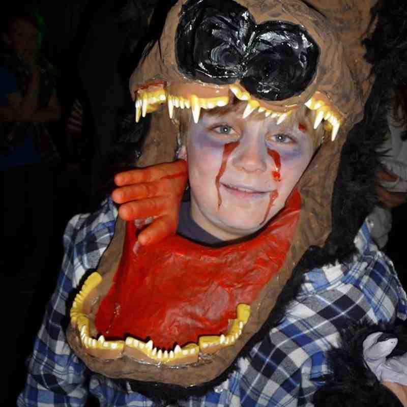 Junior Halloween Party