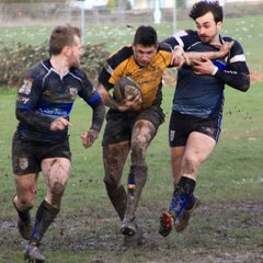 Chingford 15 v 20 Hertford RFC