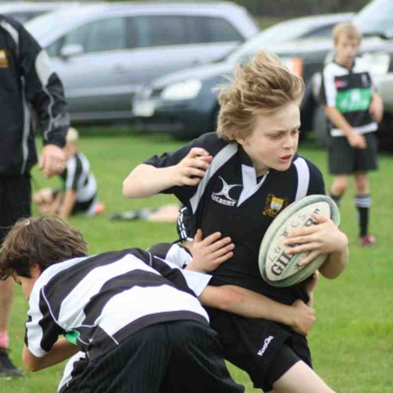 U11's Bridgnorth 49 v Luctonians 7 (2 October 11)