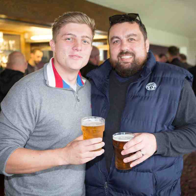Sponsors and Past Players Day: Saturday 1st October 2016