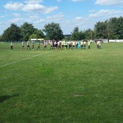 Crockenhill FC v Meridian VP  -  6/8/16