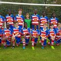 Under 16s lose to Wandle Wanderers 6 - 1