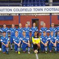 Sutton Coldfield Town - The Royals vs. Heath Hayes U21