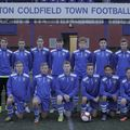 U18 Juniors out of County Cup