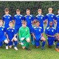 Under 15s beat Bromsgrove 1 - 3