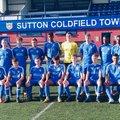 U16 Sutton Coldfield Town vs. Stoke