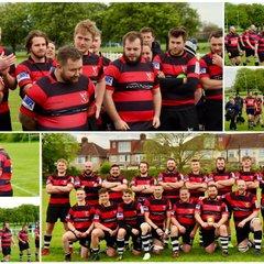 Warriors vs Harpenden (27 Apr 19)
