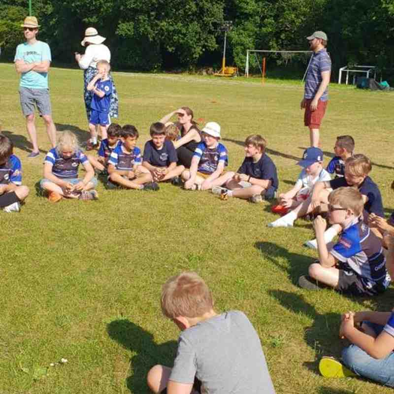 Young Mids 2018 End of Season Awards Day