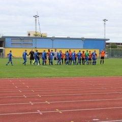 THFC 10-1 Little Oakley FC, FA VASE