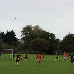 Basildon United 3-0 THFC