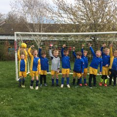 Cubs U7 v Brockworth 06/04/2019