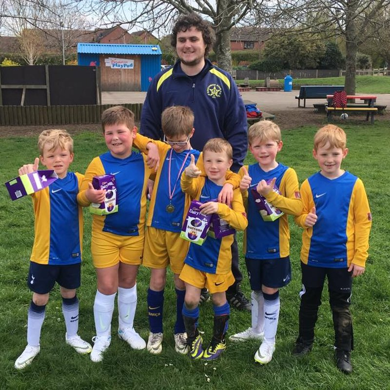 Southside Star Cubs U7 v Brockworth U7