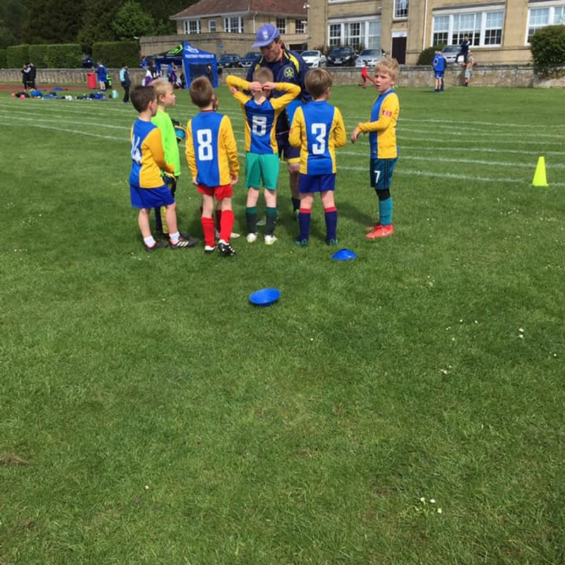 Prestbury Phantoms U7  v Southside Star Cubs U7