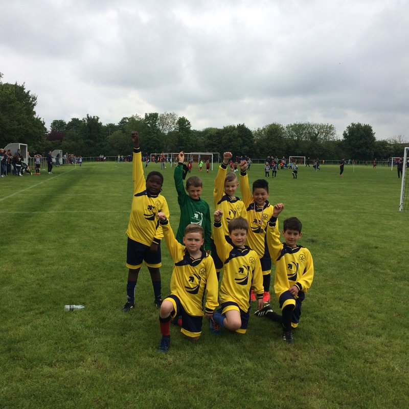 Cubs U8 Quedgeley Tournament