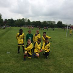 Cubs U8 Quedgeley Tournament 18/05/19