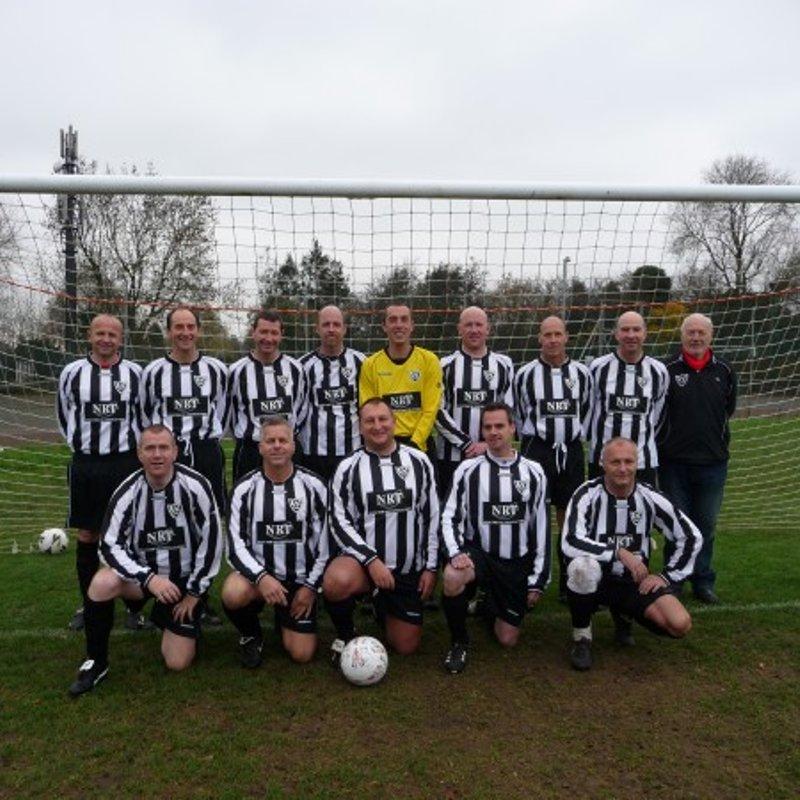 Vets B Team beat London South Utd 1 - 1