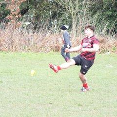U16s V Ashford Kent Cup Semi Final