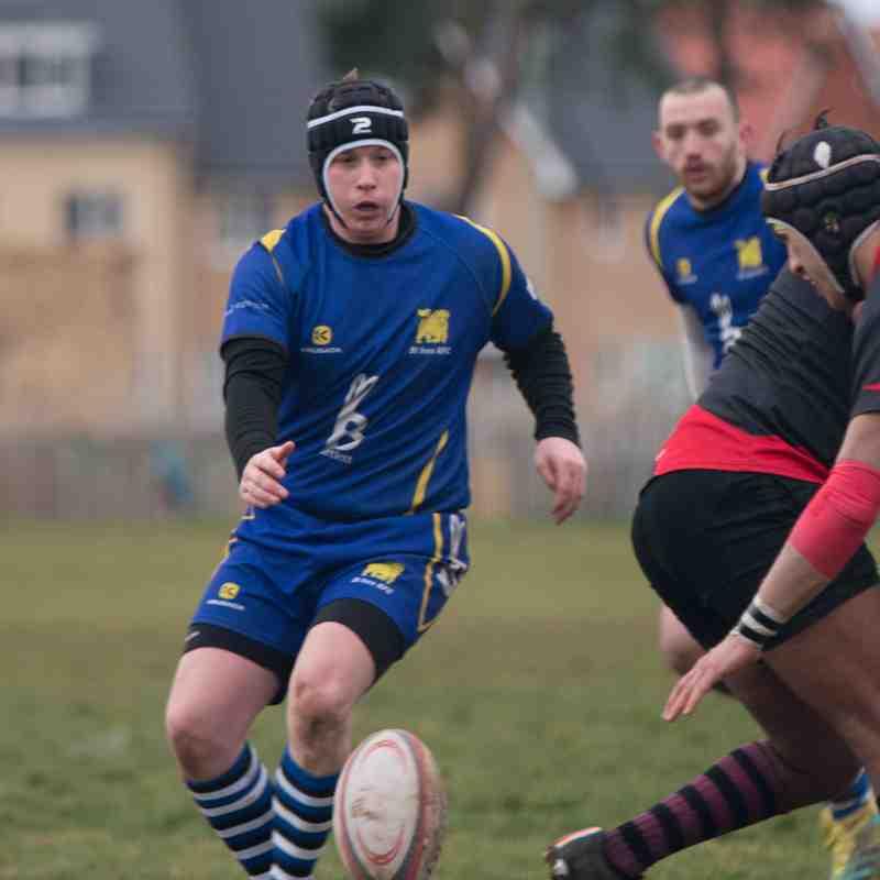 2nd XV at Mildenhall