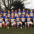 1st XV lose to Old Suttonians 27 - 25
