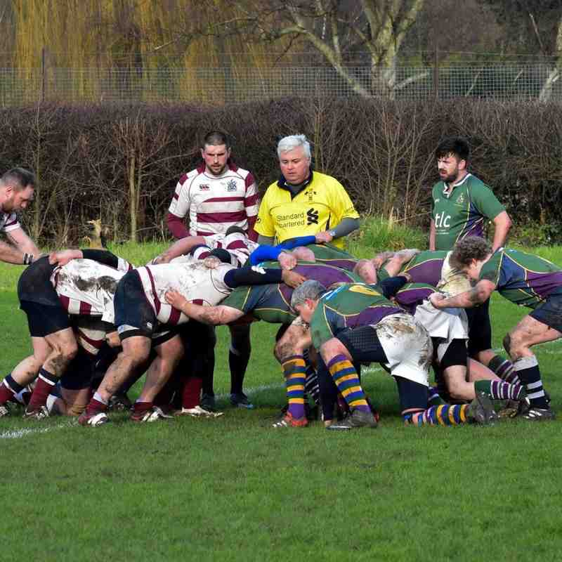 2nd XV v Kingston II - 23rd January 2016