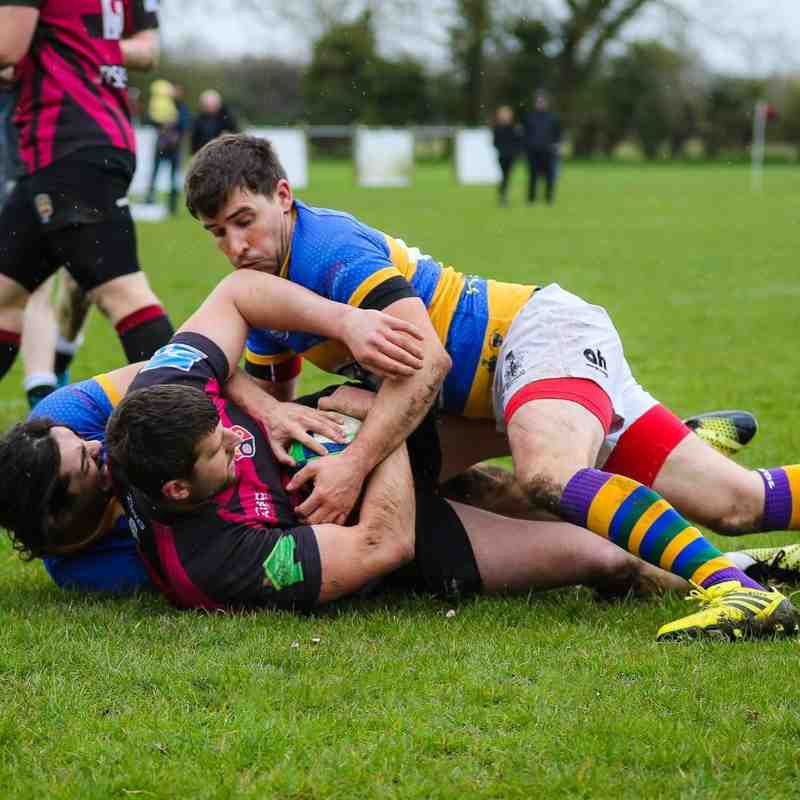 2nd XV v Aylesbury III - 9th April 2016
