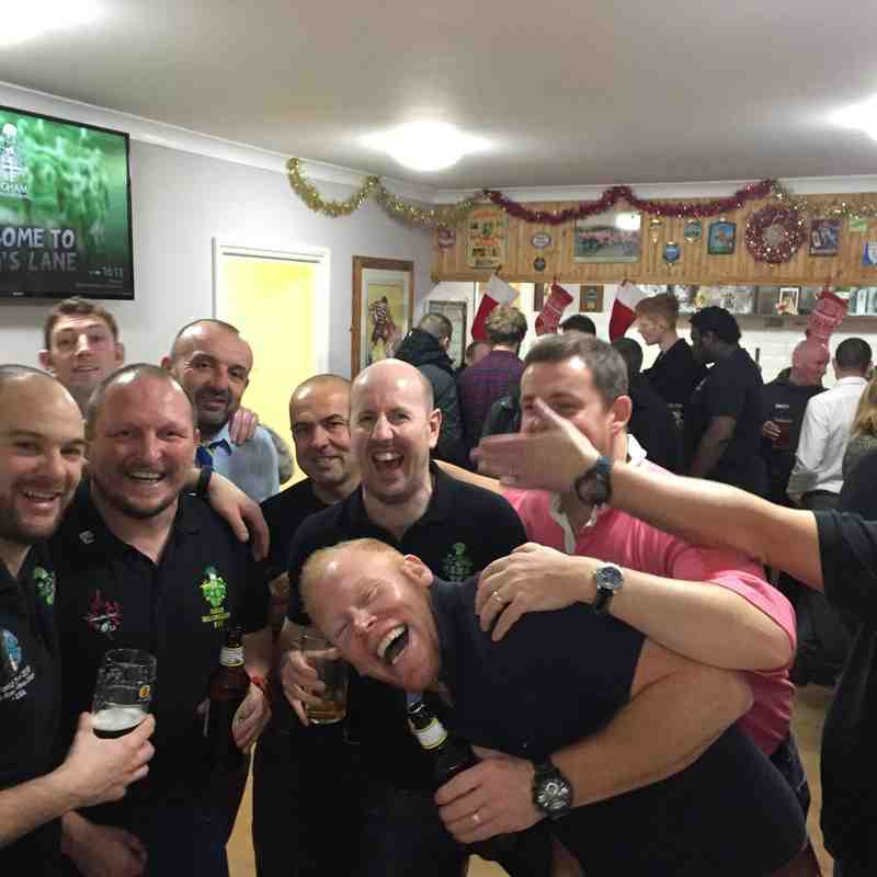 Old Boy's Reunion - Sat 10 Dec 2016
