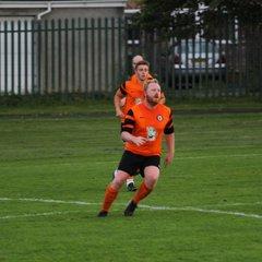 BSTFC 'A' team vs Stokeside FC 5/9/14