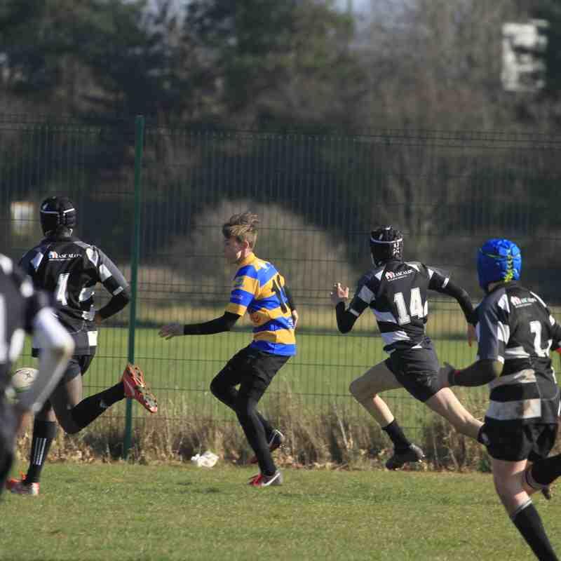 Thurrock V Upminster (Essex Cup)