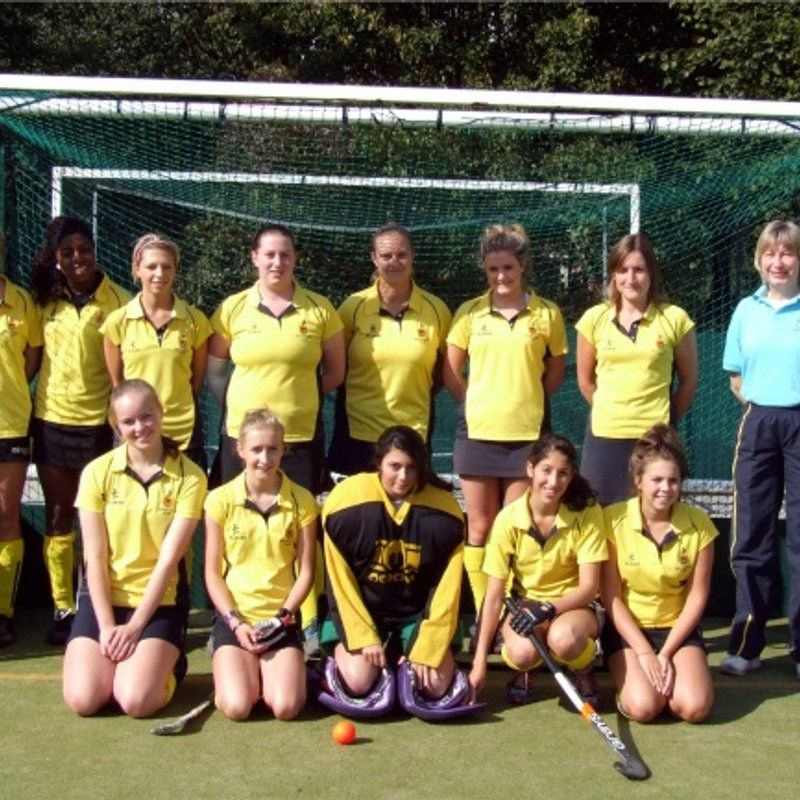Ladies 2s beat Bebington Ladies 1s 2 - 10