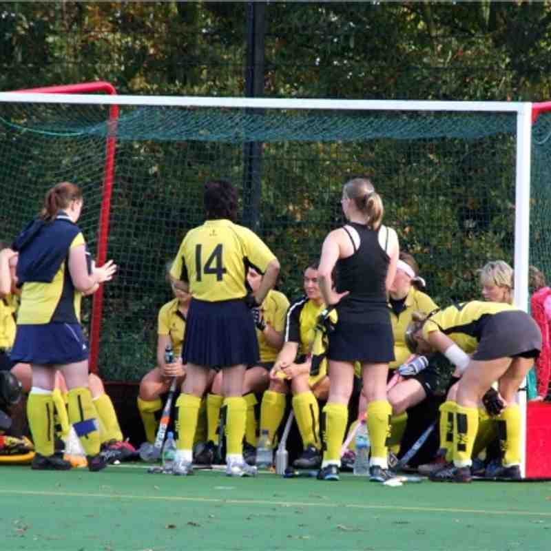 12/11/11 Lymm Ladies 2's v Sale Ladies 2's