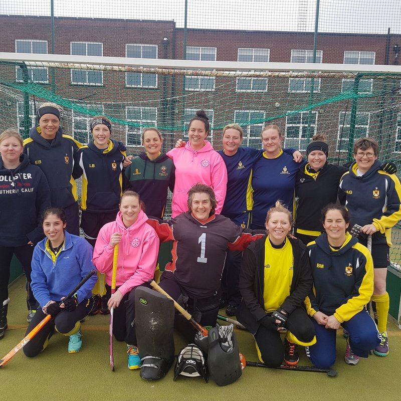 Wrexham vs. Sale Hockey Club